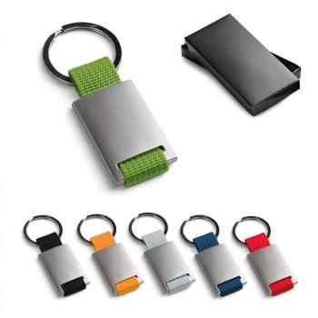 Porte clés en métal personnalisé 93077