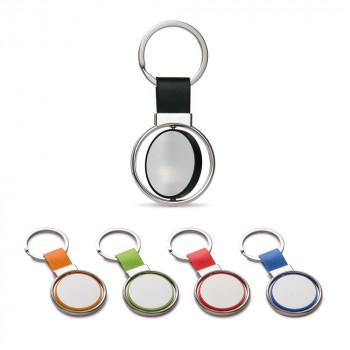 Porte clés en similicuir personnalisé 93177