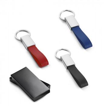 Porte clés en similicuir personnalisé 83354
