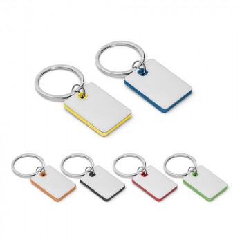 Porte clés en métal personnalisé 93372