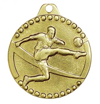 Médaille Foot personnalisée M175