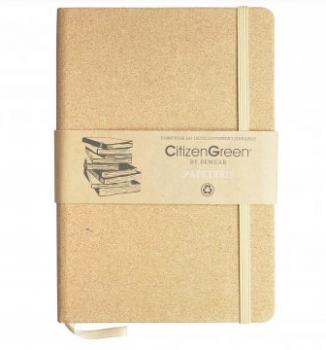 Cahier en liège personnalisé CGO1547