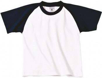 Tee - shirts enfant baseball personnalisé CGTK350