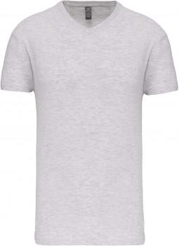 Tee-Shirt Bio Col V Homme personnalisé