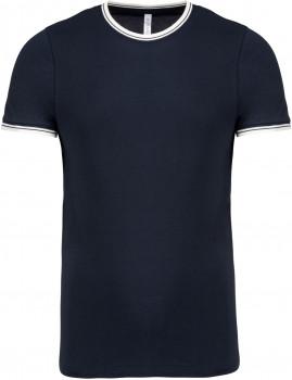 Tee - shirt col rond homme personnalisé K373