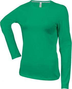 Tee - shirt ml femme personnalisé K383