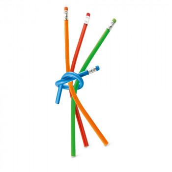 Crayon de papier flexible personnalisé