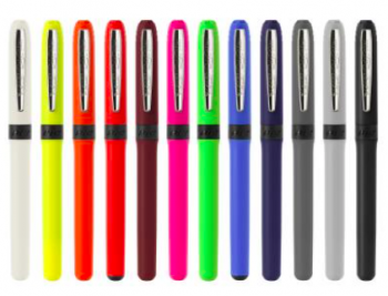 Stylo Bic personnalisé fabrication UE Grip Roller