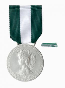 Médaille D'honneur Régionale Départementale et Communal personnalisée