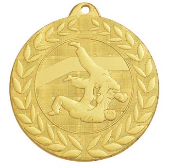 Médaille Judo personnalisée
