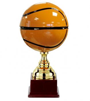 Trophée Basket personnalisé