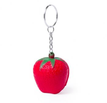 Porte Clés Anti-Stress Fruit personnalisé
