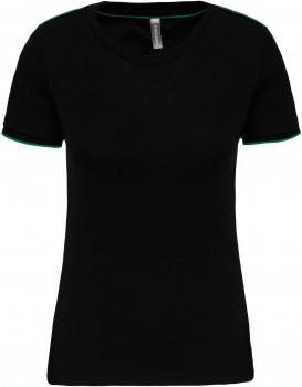 Tee-Shirt Femme Lavable à 60° personnalisé