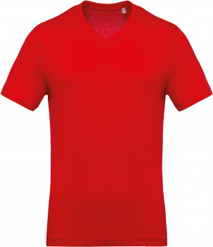 Tee-Shirt Col V Homme personnalisé